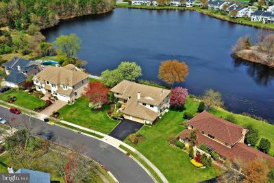 Voorhees Single Family Home For Sale: 14 Alluvium Lakes Drive