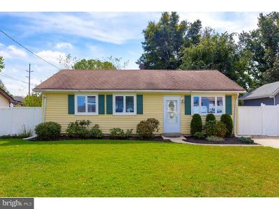 Gloucester Twp Single Family Home For Sale: 37 Jerome Avenue