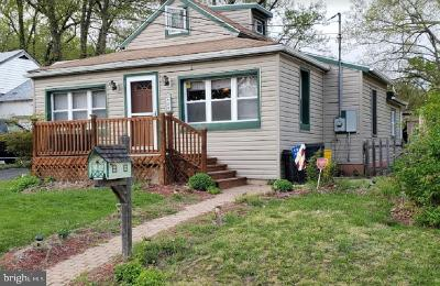 Pine Hill Single Family Home For Sale: 35 W 3rd