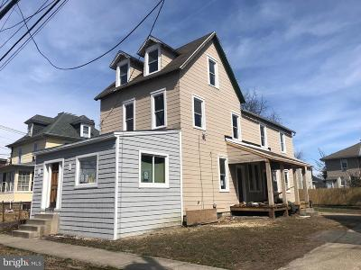 Woodlynne Multi Family Home For Sale: 108 Cooper Avenue