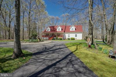 Sicklerville Single Family Home For Sale: 624 Johnson Road
