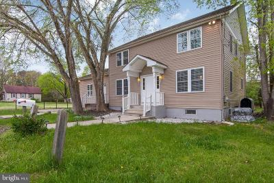 Berlin Single Family Home For Sale: 203 15th Street