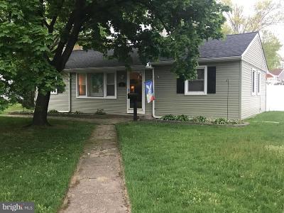 Stratford Single Family Home For Sale: 1 Drexel Avenue