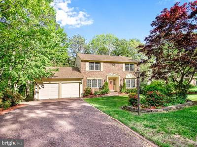 Voorhees Single Family Home For Sale: 57 Penn Road