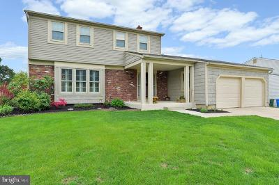 Cherry Hill Single Family Home For Sale: 510 Brian Drive