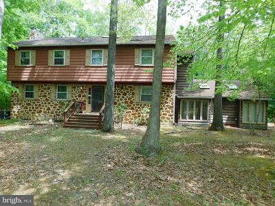 Cherry Hill Single Family Home For Sale: 40 Coopers Run
