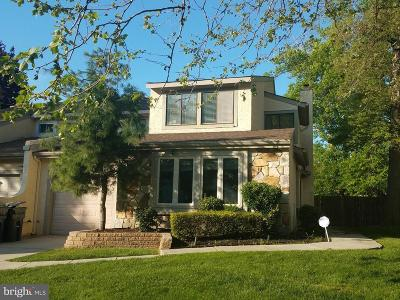 Voorhees Single Family Home For Sale: 44 Peregrine Drive