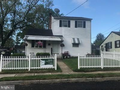 Lindenwold Single Family Home For Sale: 320 6th Avenue