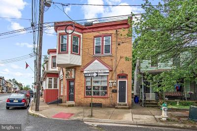 Gloucester City Multi Family Home For Sale: 219 S Broadway