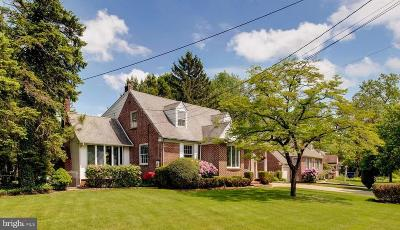 Cherry Hill Single Family Home For Sale: 115 Wesley Avenue