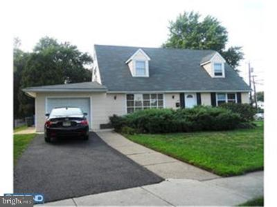 Cherry Hill Single Family Home For Sale: 1107 Berlin Road