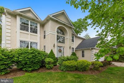 Voorhees Single Family Home For Sale: 4 Fern Court