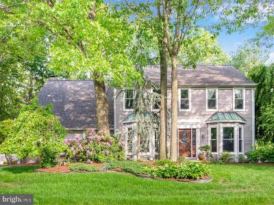 Voorhees Single Family Home For Sale: 22 Burnham Lane