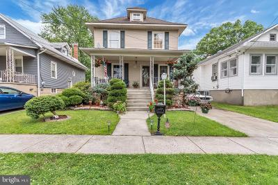 Single Family Home For Sale: 12 Merion Terrace