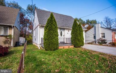Bellmawr Single Family Home For Sale: 27 Hendrickson Avenue