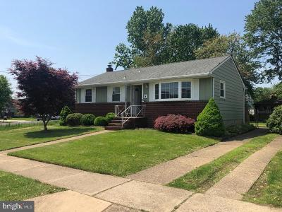 Bellmawr Single Family Home Under Contract: 324 Charles Avenue