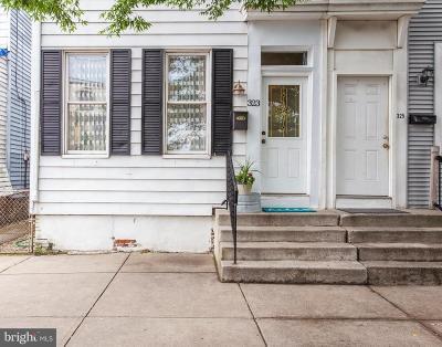 Gloucester City Single Family Home For Sale: 323 Market Street