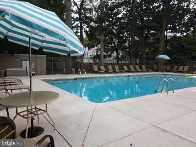 Cherry Hill Condo For Sale: 411 Chestnut Place