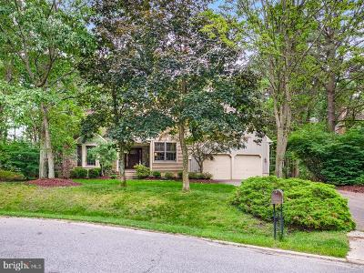 Voorhees Single Family Home For Sale: 9 Greenbriar Court