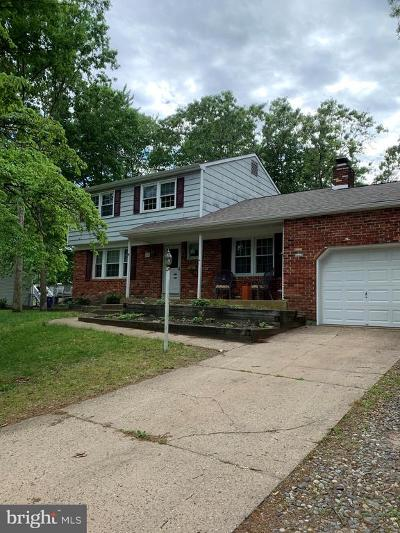 Voorhees Single Family Home For Sale: 88 Cornell Drive