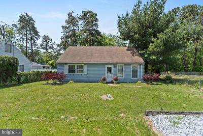 Gloucester Twp, Sicklerville Single Family Home For Sale: 80 Morgan Street
