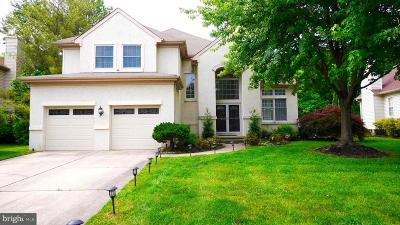 Cherry Hill Single Family Home For Sale: 152 Lucerne Boulevard