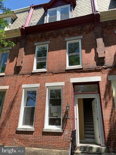 Camden Rental For Rent: 404 Chambers Avenue