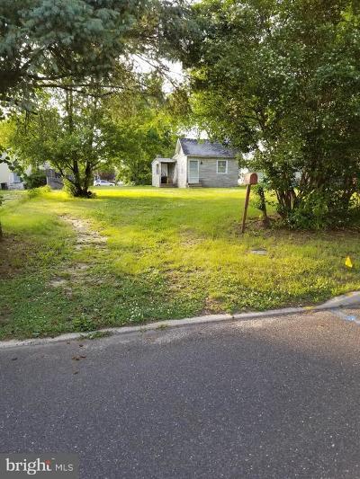 Pennsauken Single Family Home For Sale: 8425 Haines Road