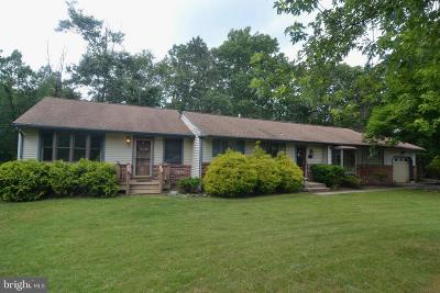 Voorhees Single Family Home For Sale: 37 Penn Road
