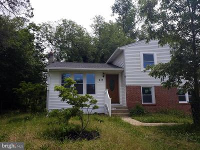 Clementon Single Family Home For Sale: 217 Aman Place