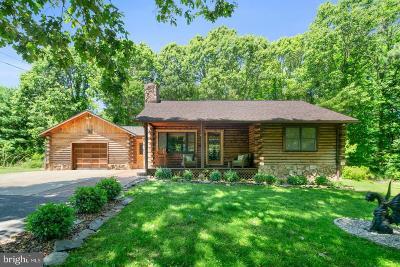 Laurel Springs Single Family Home For Sale: 1069 Chews Landing Road