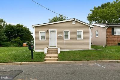 Pennsauken Single Family Home For Sale: 7527 Tripoli Avenue