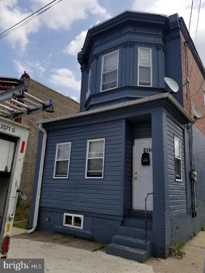 Camden Multi Family Home For Sale: 814 N 4th Street