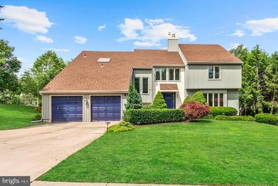 Voorhees Single Family Home For Sale: 2 Stead Court