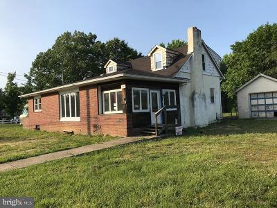 Voorhees Single Family Home For Sale: 1239 Berlin Road