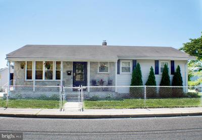 Bellmawr Single Family Home For Sale: 50 S Cedar Avenue