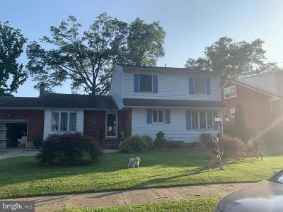 Pennsauken Single Family Home For Sale: 5104 Laurel Avenue