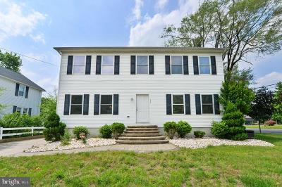 Voorhees Single Family Home For Sale: 524 Kresson Road