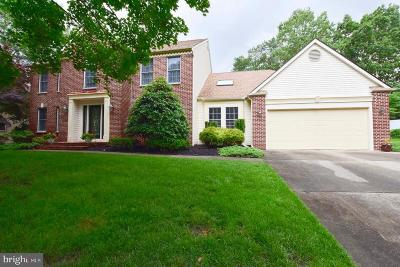 Voorhees Single Family Home For Sale: 3 Whyte Drive