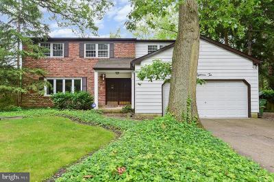 Cherry Hill Single Family Home For Sale: 1810 Fireside Lane
