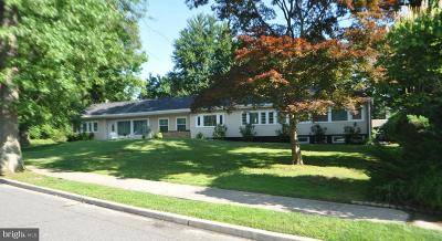 Cherry Hill Single Family Home For Sale: 125 Bala Road
