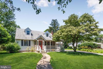 Merchantville Single Family Home For Sale: 16 Clifton Avenue