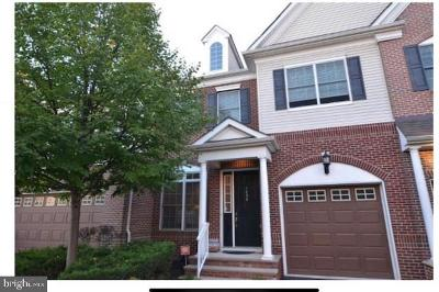 Cherry Hill Townhouse For Sale: 1404 Preakness Court