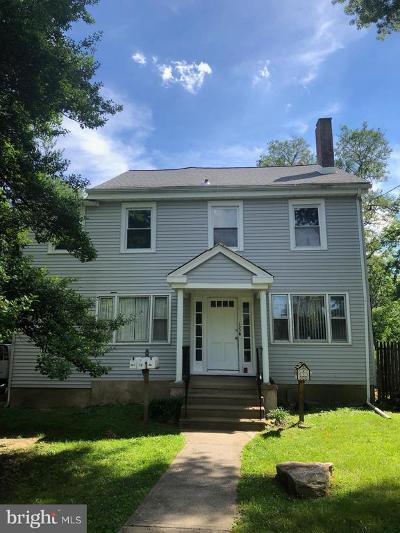 Merchantville Multi Family Home For Sale: 192 Church Road
