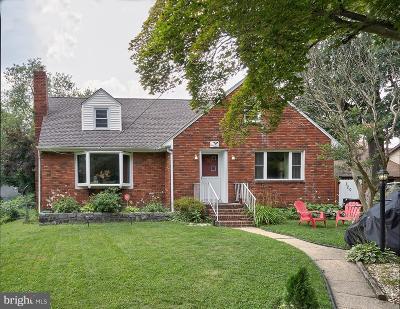 Merchantville Single Family Home For Sale: 120 Hamilton Avenue