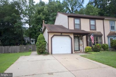 Voorhees Single Family Home For Sale: 47 Christopher Road