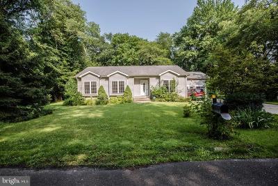 Gibbsboro Single Family Home For Sale: 15 Fenimore Road