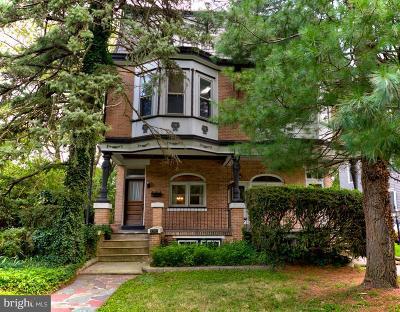 Pennsauken Single Family Home For Sale: 3202 Cove Road