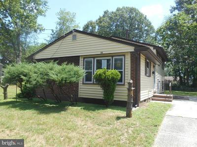 Lawnside Single Family Home For Sale: 26 E Hodges Avenue