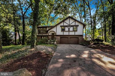 Cherry Hill Single Family Home For Sale: 6 Dean Lane
